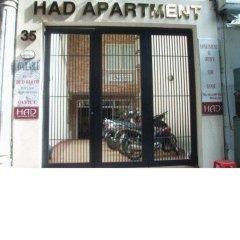 Апартаменты HAD Apartment Vo Van Tan Апартаменты с различными типами кроватей фото 12