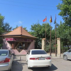 Апартаменты Bishkek City Apartments Бишкек парковка