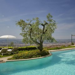 Отель Belmond Villa San Michele Фьезоле бассейн