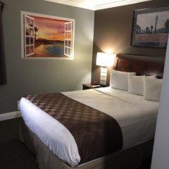 Отель Knights Inn Los Angeles Central / Convention Center Area 2* Стандартный номер с различными типами кроватей фото 13