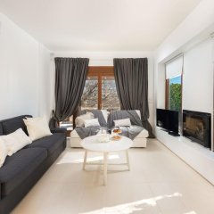 Отель Valasia Boutique Villa Родос комната для гостей фото 2