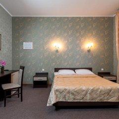 Гостиница Самара Люкс 3* Номер Комфорт двуспальная кровать фото 8