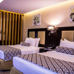Olive Tree Hotel Amman 4* Номер Делюкс с 2 отдельными кроватями фото 7