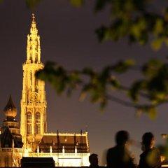 Отель Julien Бельгия, Антверпен - отзывы, цены и фото номеров - забронировать отель Julien онлайн приотельная территория фото 2