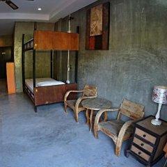 Narakarn Hostel Кровать в общем номере с двухъярусной кроватью фото 2