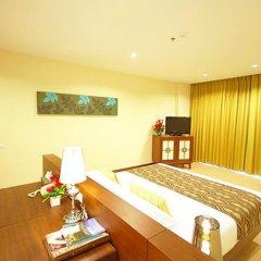 Отель The Heritage Pattaya Beach Resort 4* Номер Делюкс с различными типами кроватей фото 36