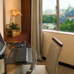 Guangdong Hotel 4* Стандартный номер с различными типами кроватей фото 7