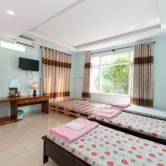 Отель Quynh Long Homestay 3* Кровать в общем номере с двухъярусной кроватью фото 3