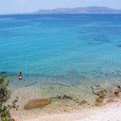 Отель Dionysos Hotel Греция, Агистри - отзывы, цены и фото номеров - забронировать отель Dionysos Hotel онлайн пляж фото 2