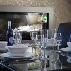Отель Apartamenty Cicha Woda питание фото 2