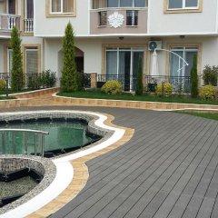 Отель Mellia Residence Болгария, Равда - отзывы, цены и фото номеров - забронировать отель Mellia Residence онлайн бассейн