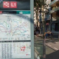 Отель Flat Top Manger Барселона банкомат