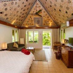 Отель Outrigger Fiji Beach Resort 4* Стандартный номер с различными типами кроватей фото 2