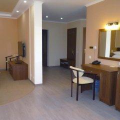 Гостиница Дионис 4* Семейный люкс с 2 отдельными кроватями фото 3