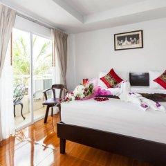 Отель Silver Resortel Номер Делюкс с двуспальной кроватью фото 9