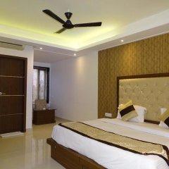 Отель B Continental Индия, Нью-Дели - отзывы, цены и фото номеров - забронировать отель B Continental онлайн комната для гостей фото 2