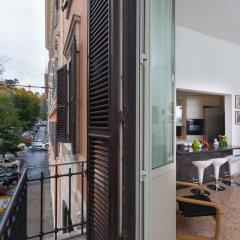 Апартаменты Mameli Trastevere Apartment балкон
