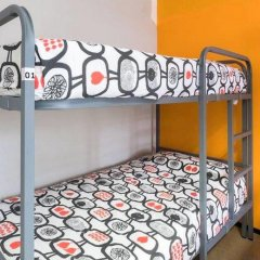Хостел ARC House Кровать в общем номере с двухъярусной кроватью фото 22