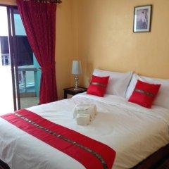 Basilico Hotel & Restaurant Стандартный номер с различными типами кроватей фото 12