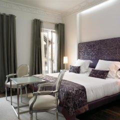 Отель Hospes Puerta de Alcalá 5* Стандартный номер с различными типами кроватей