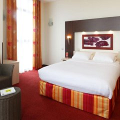 Отель Hostellerie Saint Vincent Beauvais Aéroport 3* Стандартный номер с различными типами кроватей