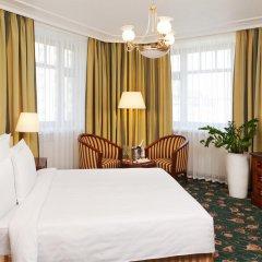 Гостиница Марриотт Москва Тверская 4* Люкс разные типы кроватей фото 3