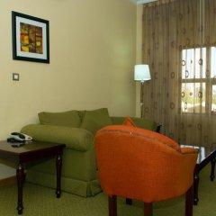 Отель Hawthorn Suites By Wyndham Abuja 4* Люкс с различными типами кроватей фото 8