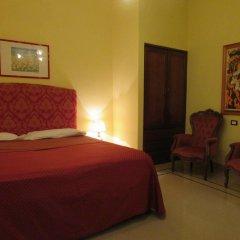 Hotel Palumbo 4* Стандартный номер фото 14