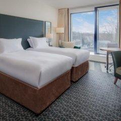 Отель Hilton Dublin Kilmainham 4* Стандартный номер с 2 отдельными кроватями фото 2