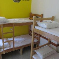 Hostel Durres Кровать в общем номере с двухъярусной кроватью фото 6