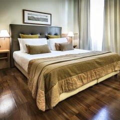 Hotel Dei Cavalieri 4* Номер Бизнес с двуспальной кроватью фото 6