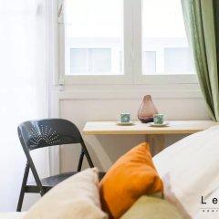 Апартаменты Lekka 10 Apartments комната для гостей фото 4