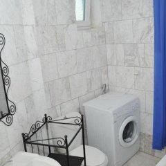 Отель Bomo Olympic Kosmas & Bomo Villas Kosmas Греция, Ханиотис - отзывы, цены и фото номеров - забронировать отель Bomo Olympic Kosmas & Bomo Villas Kosmas онлайн ванная