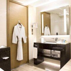 Отель Hyatt Regency Dubai Creek Heights 5* Стандартный номер с различными типами кроватей фото 13