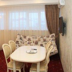 Гостиница Лазурный берег Полулюкс с различными типами кроватей фото 6