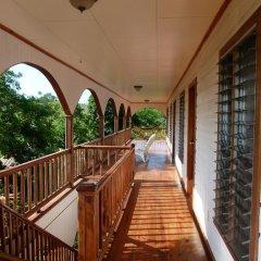 Отель Colibri Hill Resort Гондурас, Остров Утила - отзывы, цены и фото номеров - забронировать отель Colibri Hill Resort онлайн балкон