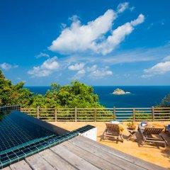 Отель Cape Shark Pool Villas 4* Вилла Делюкс с различными типами кроватей фото 13