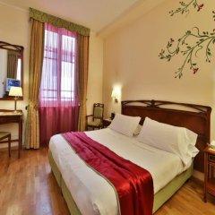 Hotel Continental Genova 4* Представительский номер с различными типами кроватей фото 2