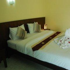 Отель Patong Palm Guesthouse Номер Делюкс разные типы кроватей фото 6