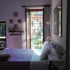 Отель B&b Al Giardino Di Alice 2* Стандартный номер фото 36