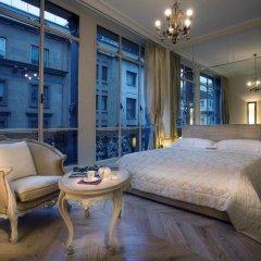 Апартаменты Glamour Apartments комната для гостей фото 10