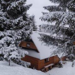 Отель Camping Harenda Pokoje Gościnne i Domki Бунгало