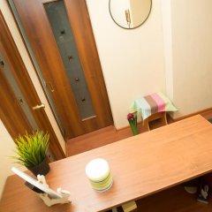 Грин Хостел удобства в номере фото 2