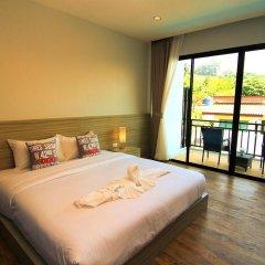 Отель The Fusion Resort 3* Улучшенный номер с двуспальной кроватью фото 6