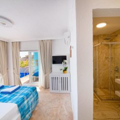 Asfiya Sea View Hotel 2* Стандартный номер с двуспальной кроватью фото 3