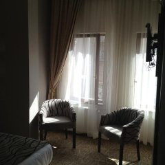 Atalay Hotel 3* Стандартный номер с двуспальной кроватью фото 7