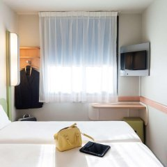 Отель Ibis Budget Madrid Calle 30 Испания, Мадрид - отзывы, цены и фото номеров - забронировать отель Ibis Budget Madrid Calle 30 онлайн в номере
