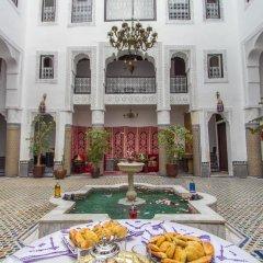 Отель Riad Lalla Zoubida Марокко, Фес - отзывы, цены и фото номеров - забронировать отель Riad Lalla Zoubida онлайн фото 4