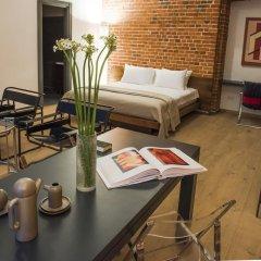 Дизайн-отель Brick 4* Люкс с различными типами кроватей фото 2