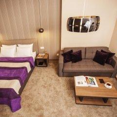 Апарт-отель Senator Maidan комната для гостей фото 8
